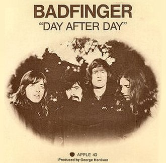 Day After Day (Badfinger song) - Image: Apple 40 sleeve