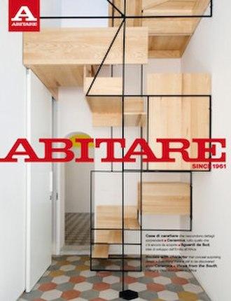 Abitare - Image: Arbitare October 2014 cover