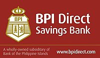 BPI Direct Savings Bank logo