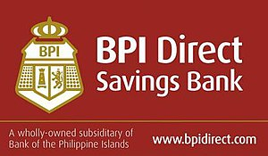 Bank of the Philippine Islands - BPI Direct Savings Bank logo