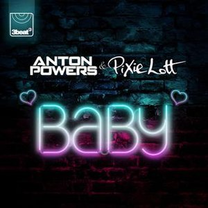Baby (Anton Powers and Pixie Lott song) - Image: Baby AP