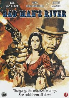 <i>Bad Mans River</i> 1971 film by Eugenio Martín