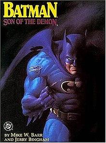 Batman: Son of the Demon - Wikipedia