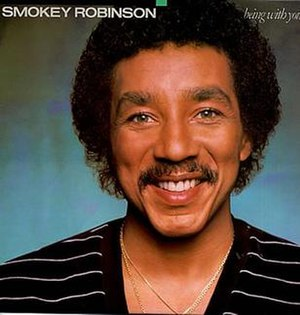 Being with You (song) - Image: Being With You Smokey Robinson