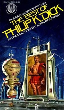 Image result for the best of Philip K. Dick