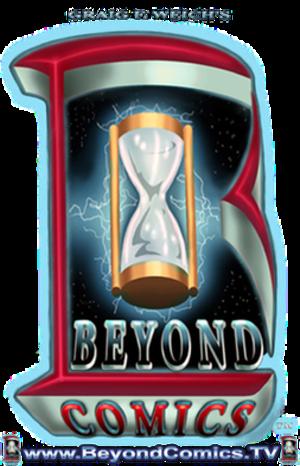 Beyond Comics - Image: Beyond Comics beyond comics beyondcomics.tv company Logo by Graig Weich graig weich