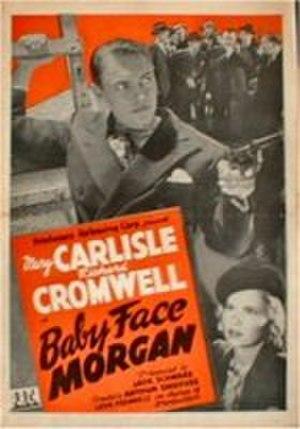 Baby Face Morgan - Original film poster