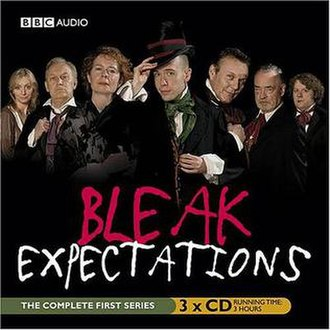 Bleak Expectations - Image: Bleak Expectations