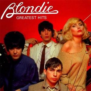 Greatest Hits (Blondie album) - Image: Blondie Greatest Hits (UK)