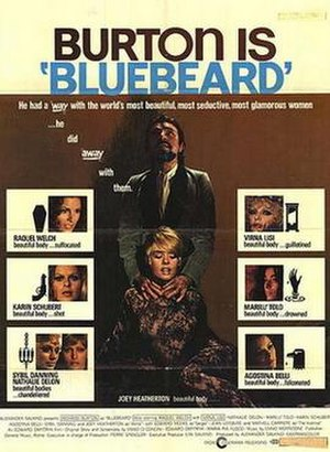 Bluebeard (1972 film) - Image: Bluebeard (1972 film)