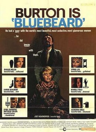 Bluebeard (1972 film) - Image: Bluebeard (1972 film)