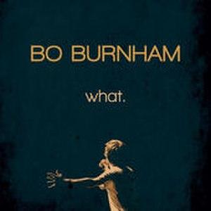 What. - Image: Bo Burnham what