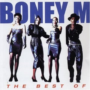 The Best of Boney M. - Image: Boney M. The Best Of