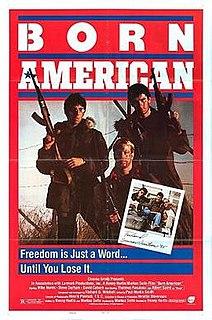 <i>Born American</i> 1986 film directed by Renny Harlin