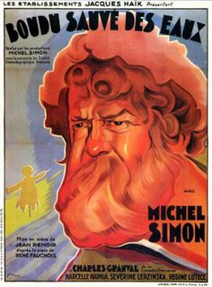 <i>Boudu Saved from Drowning</i> 1932 film by Jean Renoir