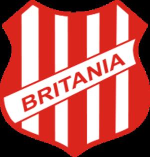 Britânia Sport Club - Image: Britânia Sport Club logo