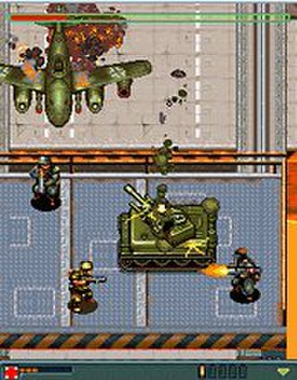 Brothers in Arms: Art of War - Typical gameplay screenshot.