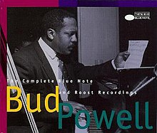 Bud Powell - At The Blue Note Cafe, Paris