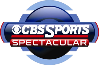 CBS Sports Spectacular - Logo used from 2006 until 2015