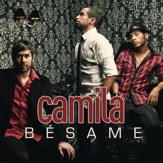 Bésame (Camila song) - Image: Camila besame