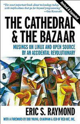 The Cathedral and the Bazaar - Cover of the paperback compendium edition