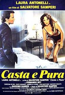 <i>Chaste and Pure</i> 1981 film by Salvatore Samperi