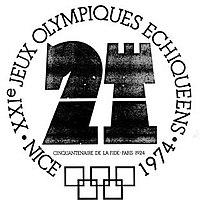 21st chess olympiad wikipedia