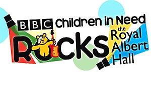 Children in Need Rocks the Royal Albert Hall - Image: Children in Need Rocks the Royal Albert Hall