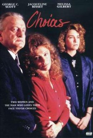 Choices (film) - Image: Choices 1986 DVD cover