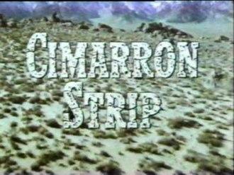 Cimarron Strip - Image: Cimarron Strip Title