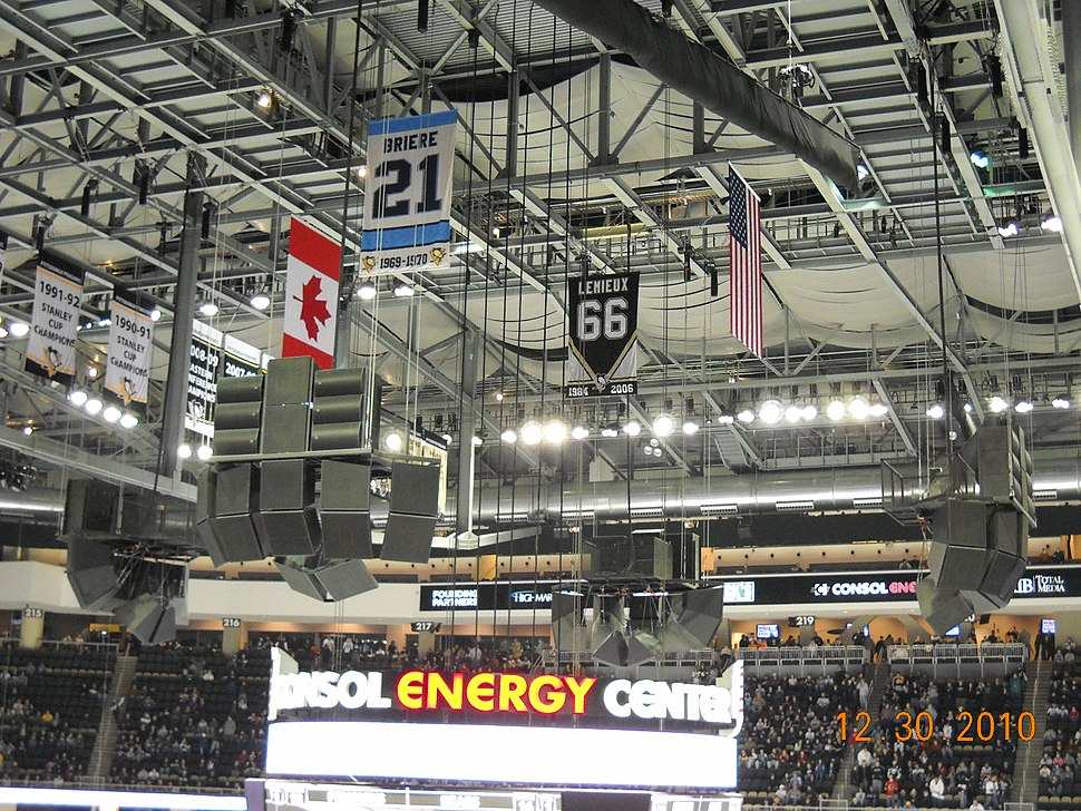 Consol Retired Jerseys