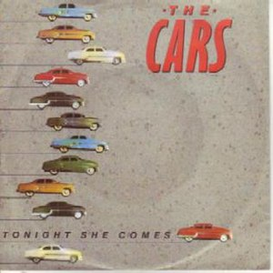 Tonight She Comes - Image: Cover to Tonight She Comes by The Cars