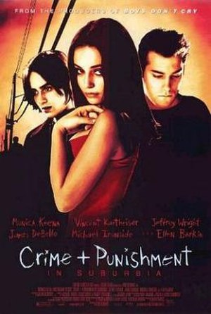Crime and Punishment in Suburbia - Promotional movie poster