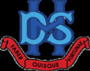 Dandenong High School - Image: DHS Logo 4 01WEB