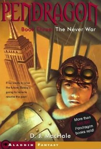 The Never War - First edition cover
