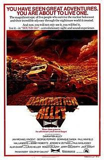 <i>Damnation Alley</i> (film) 1977 film by Jack Smight
