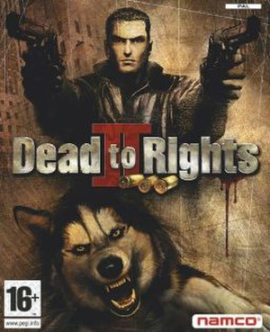 Dead to Rights II - Image: Dead to Rights II