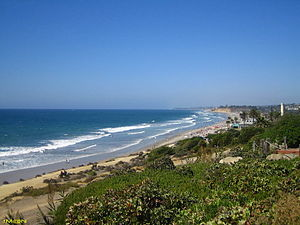 Del Mar Beach San Diego