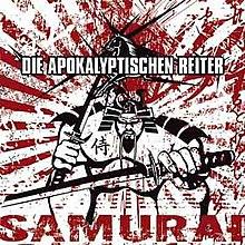 Samurai (Die Apokalyptischen Reiter album) httpsuploadwikimediaorgwikipediaenthumbc