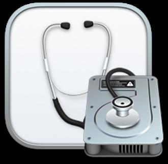 Disk Utility - Image: Diskutil