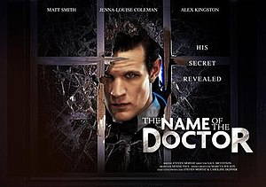 The Name of the Doctor - Image: Doctor Who The Name of The Doctor