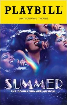 Summer: The Donna Summer Musical - Wikipedia