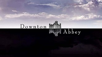 Downton Abbey - Image: Downton Abbey Title Card