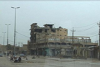 <i>The Road to Fallujah</i> 2009 documentary film directed by Mark Manning