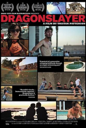 Dragonslayer (2011 film) - Promotional Poster
