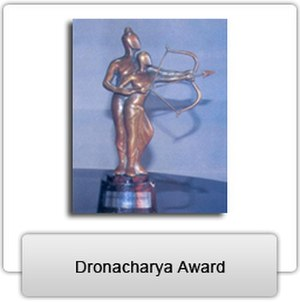 Dronacharya Award - Image: Dronacharya Award