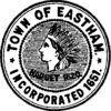 Official seal of Eastham, Massachusetts