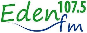 Eden FM Radio - Image: Eden FM Logo