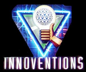 Innoventions (Epcot) - Previous logo of Innoventions used from 1994-2007.