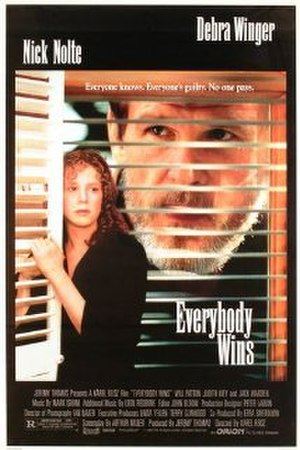 Everybody Wins (film) - Theatrical release poster